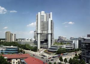 HVB-Tower Arabellastaße 12; 81925 München