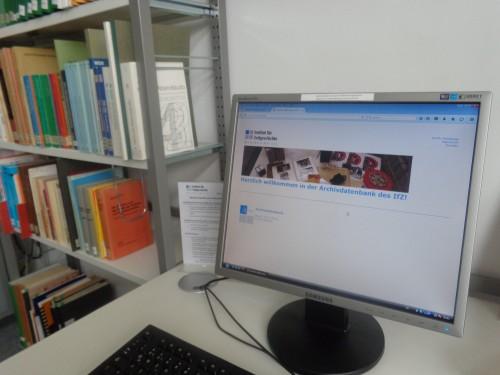 IfZ-Archivdatenbank
