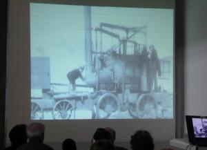Filmvorführung am Tag der Archive. Foto Deutsches Museum (Th.H.). Alle Rechte vorbehalten