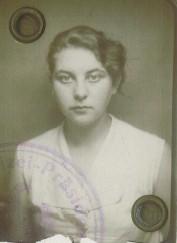 Passfoto Marta Hillers, IfZArchiv, ED 934/1