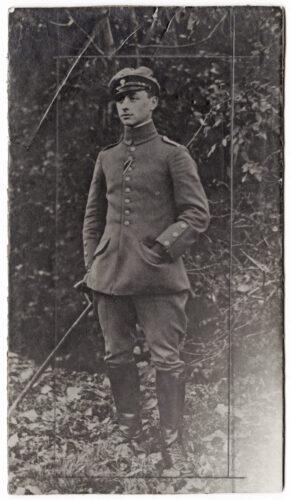 Portrait von Hans Schweighart Staatsarchiv München, Polizei-Direktion-8099-III-03, Blogparade Deutungskämpfe