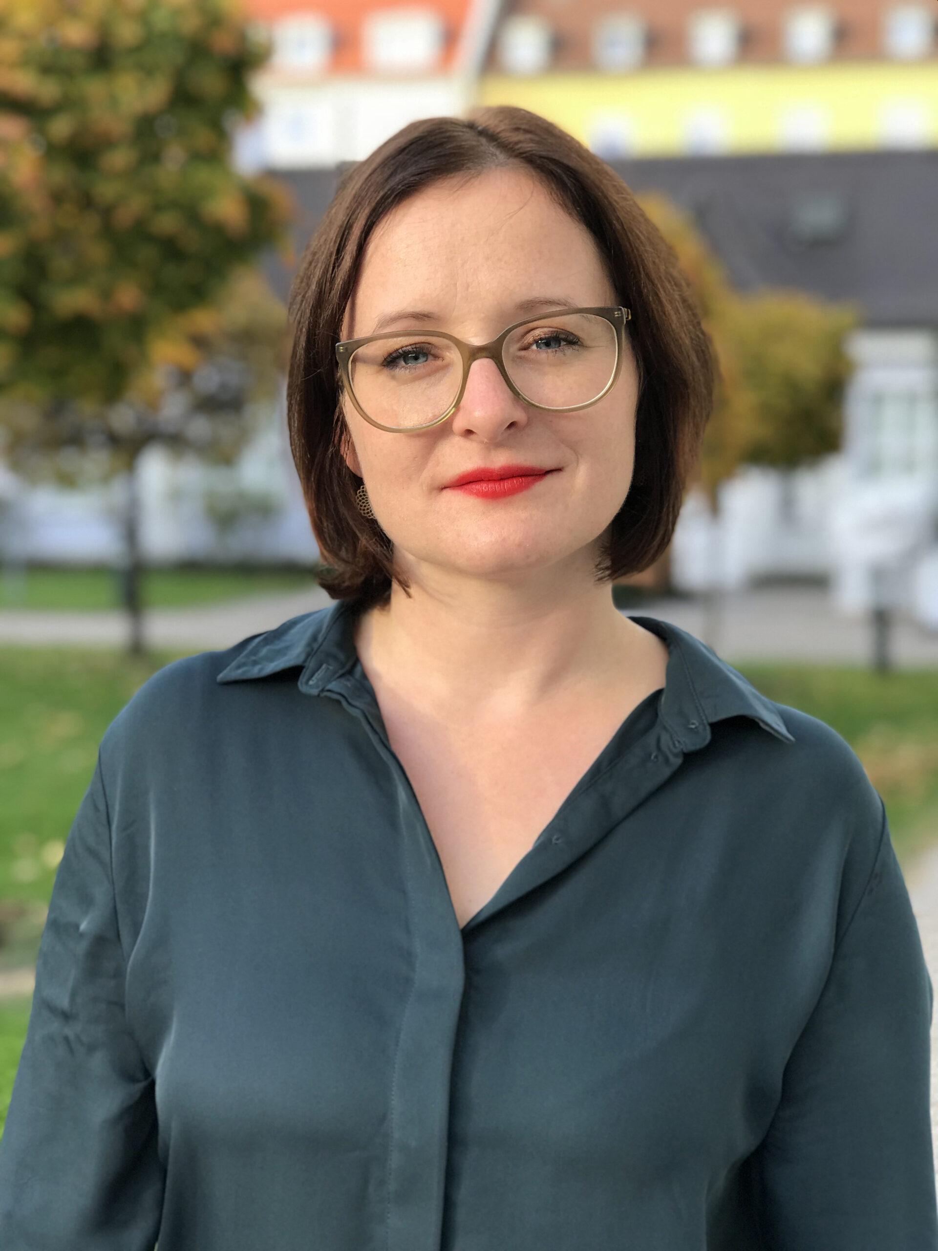 Portrait Bettina Pfotenhauer, blogparade deutungskaempfe
