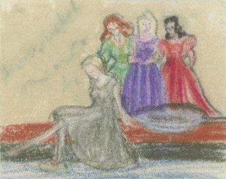 """""""Aschenputtel"""" von Sophie Scholl. IfZArch ED 474/83. Blogparade #Deutungskämpfe"""